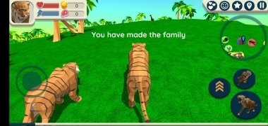 Tiger Simulator 3D imagen 7 Thumbnail