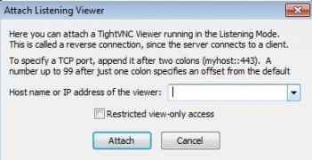 TightVNC imagem 2 Thumbnail