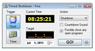 Timed Shutdown image 1 Thumbnail