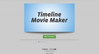 Timeline Movie Maker immagine 1 Thumbnail