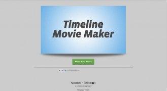Timeline Movie Maker imagen 1 Thumbnail