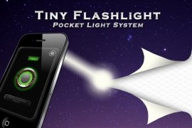Tiny Flashlight imagen 1 Thumbnail