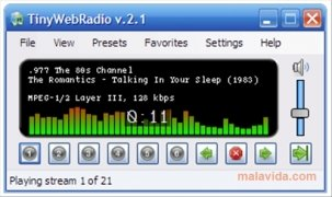 TinyWebRadio image 4 Thumbnail