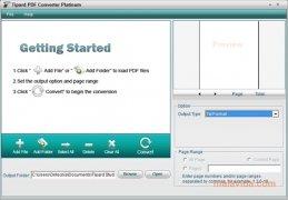 Tipard PDF Converter Platinum imagen 1 Thumbnail