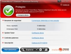 Titanium Maximum Security imagem 1 Thumbnail