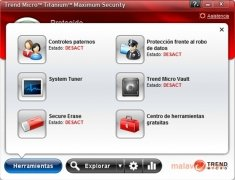 Titanium Maximum Security immagine 4 Thumbnail