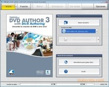 TMPGEnc DVD Author imagem 1 Thumbnail