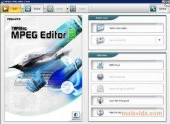 TMPGEnc MPEG Editor imagen 3 Thumbnail