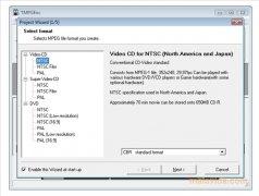 TMPGEnc Plus immagine 2 Thumbnail
