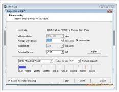 TMPGEnc Plus immagine 3 Thumbnail