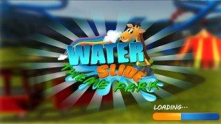 Tobogán de agua hacia abajo imagen 2 Thumbnail
