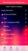 Ringtones for iPhone with music Ringtones library! image 3 Thumbnail