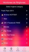 Tonos de llamada para iPhone con música imagen 3 Thumbnail