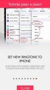 Tonos de llamada para iPhone con música imagen 5 Thumbnail
