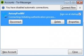Tor Messenger imagen 4 Thumbnail
