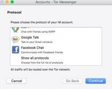 Tor Messenger imagen 1 Thumbnail