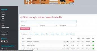 Torrent Reactor imagem 3 Thumbnail