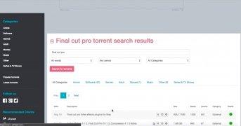 Torrent Reactor bild 4 Thumbnail