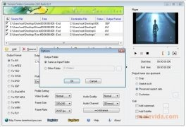 Torrent Video Converter imagen 4 Thumbnail