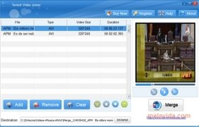 Torrent Video Joiner image 1 Thumbnail