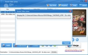 Torrent Video Joiner immagine 2 Thumbnail
