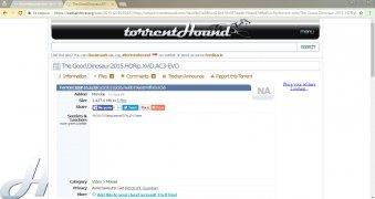 TorrentHound bild 3 Thumbnail
