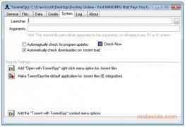 TorrentSpy imagen 2 Thumbnail