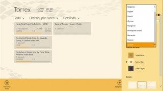 Torrex Pro - Torrent Downloader imagem 4 Thumbnail