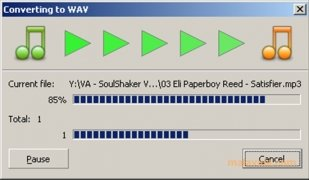 Total Audio Converter bild 3 Thumbnail