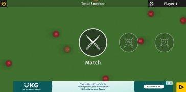 Total Snooker imagen 2 Thumbnail