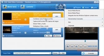 Total Video Converter imagem 4 Thumbnail