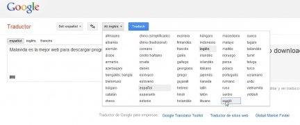 Traductor de Google imagen 3 Thumbnail