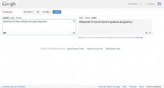 Traductor de Google imagen 4 Thumbnail