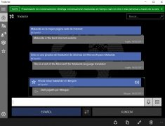 Übersetzer - Microsoft Translator bild 7 Thumbnail