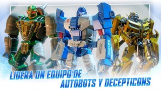 Transformers: Kämpfer bild 3 Thumbnail
