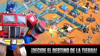 Transformers: Earth Wars imagen 2 Thumbnail