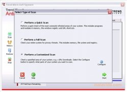 Trend Micro Anti-Spyware immagine 4 Thumbnail