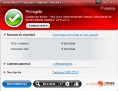 Trend Micro Internet Security image 1 Thumbnail