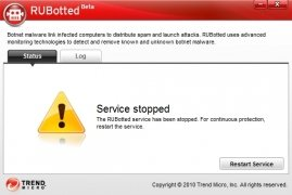 Trend Micro RUBotted image 2 Thumbnail