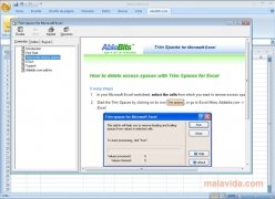Trim spaces for Microsoft Excel imagem 3 Thumbnail