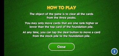 TriPeaks Solitaire Challenge imagem 10 Thumbnail