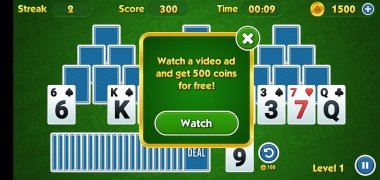 TriPeaks Solitaire Challenge imagem 9 Thumbnail