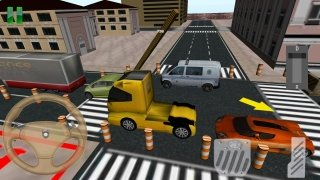 Truck Parking 3D image 3 Thumbnail