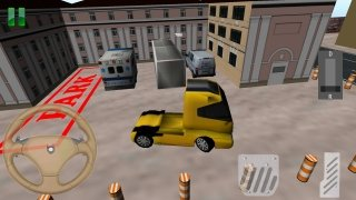 Truck Parking 3D image 8 Thumbnail