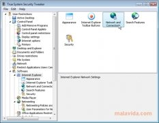 True System Security Tweaker image 4 Thumbnail