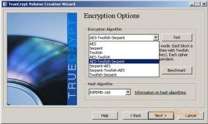 TrueCrypt imagem 2 Thumbnail