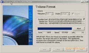 TrueCrypt imagem 3 Thumbnail
