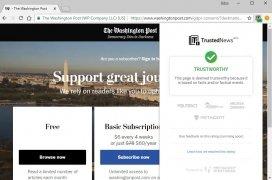 Trusted News for Google Chrome image 1 Thumbnail