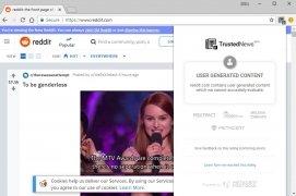 Trusted News for Google Chrome image 4 Thumbnail