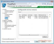TrustPort Antivirus imagen 2 Thumbnail